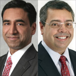 headshots of USMI Co-chairs Rohit Gupta and Adolfo Marzol